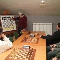 Curso de iniciación al ajedrez para mayores