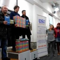 Primer torneo USB Informática. Iñigo Argandoña campeón y buen resultado de Carlos Pascual