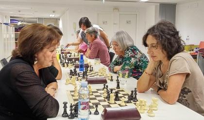 Resultado de imagen de fotos ajedrez en donostia