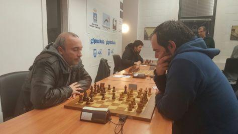 Andoni Segovia e Iker Arri