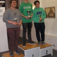 Campeonato de Euskadi Individual Absoluto, Juvenil y Cadete en marcha