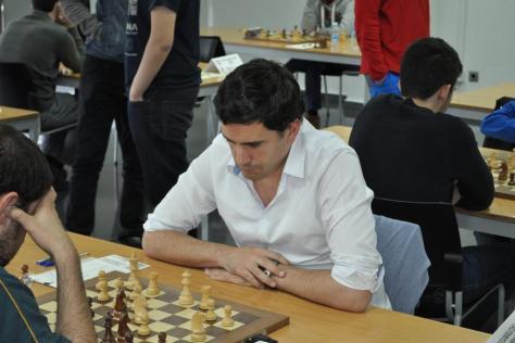 Santi Gzlez. de la Torre Campeon de Euskadi Absoluto 2016
