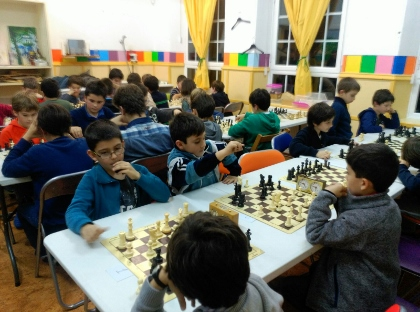 Imágenes de un torneo jugado en Landetxa