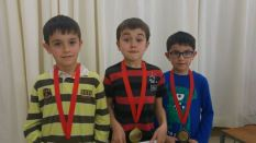 Iker, Aimar y Gorka