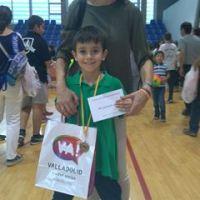 Expedición al XIIº Torneo de la vendimia de ajedrez infantil 2017. Bonita experiencia