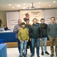 Campeonato de Euskadi Individual 2018: Mikel Huerga se lleva el Absoluto, Aritz Morante el Juvenil y nuestro compañero Patxi Moreno el Cadete