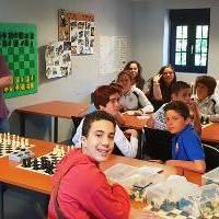 hemos sido quintos en el XVIIº torneo de rápidas San Balentin Berrio-Otxoa de Elorrio. Abadiño campeón