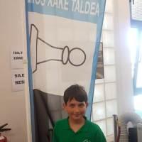 Torneo Juvenil Chessy Xake Gazte, con victoria de Andoni Etxabe. Gran torneo de Ibon Muñoz, primero de su categoría