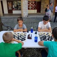 2º TORNEO SOLIDARIO JAQUE MATE A LA FIBROSIS QUÍSTICA. Animada tarde de ajedrez por una buena causa