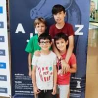 ITAROA 2018: IX Torneo Escolar Itaroa, buen papel de los nuestros