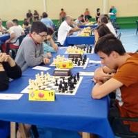 Buena actuación de Patxi Moreno en el Torneo Virgen de Valencia de Vioño 2018. El IM Jonathan Cruz Campeón