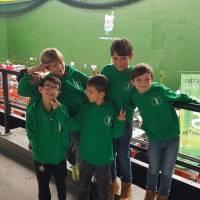 Gran resultado de nuestros alumnos de la Xake Eskola en el 5º Torneo de Ajedrez de Promoción de Sestao