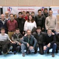 XXIII TORNEO DE SAN ANDRES AZKOITIA 2018 con participación marlaxkera a cargo de Iker Arri y Patxi Moreno
