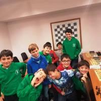 GABONETAKO GAZTE XAKE TXAPELKETA en GROS: Premios para los nuestros en el primer torneo para jóvenes del año