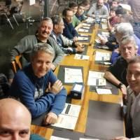 ANIMADA CENA FIN DE LIGA 2019. ANTES, TORNEO DE RÁPIDAS
