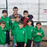 Espectacular XXIIº Torneo Escolar Robinet de Piélagos 2019: gran actuación de los nuestros