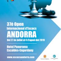 Open de Andorra 2019. Un año más nuestro compañero Enrique Oiarzabal volverá a ser el árbitro principal de este importante torneo internacional de verano