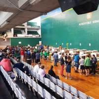 Hoy se ha jugado la final del Torneo Gaztedi-Kutxabank Fundazioa 2019 con amplia representación Bidasotarra