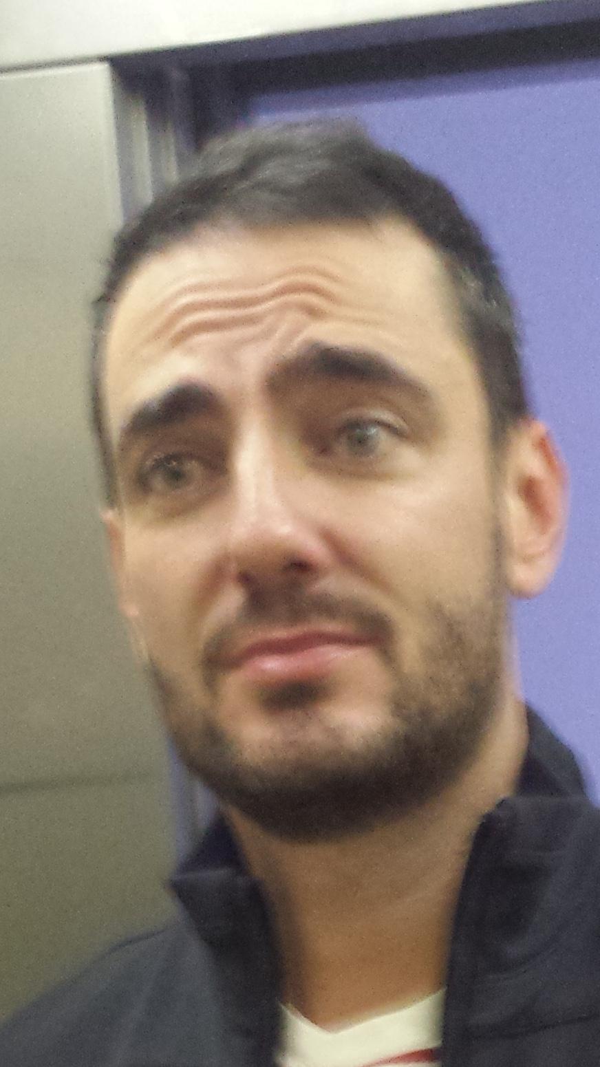 Alvaro Minondo - Presidente de Hondarribia-Marlaxka Xake Elkartea