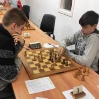 Cuarta ronda del Campeonato Individual Juvenil de Gipuzkoa
