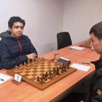 Penúltima ronda del Campeonato Individual Juvenil de Gipuzkoa. Ander Tafall continúa lider en solitario