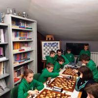 Mucha diversión y ajedrez en el zonal de Hondarribia. Zorionak a todos los participantes!