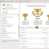 Nuevo torneo en Lichess tras la clase de los martes y nuevo torneo temático de Ajedrezvasco, Esta vez la ESCANDINAVA