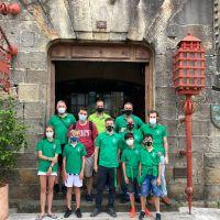 MASTER CLASS CON GM JAIME SANTOS LATASA EN EL PARADOR DE HONDARRIBIA